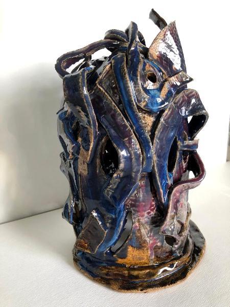 helmet for  side view