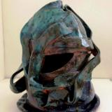 helmet blue b